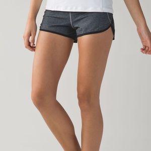 Lululemon Run Speed Shorts